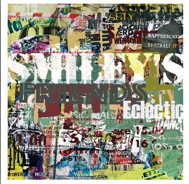 Smileys Friends - Eclectic (Me on Percussion)